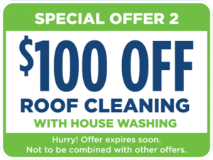 Roof Cleaning Coupon